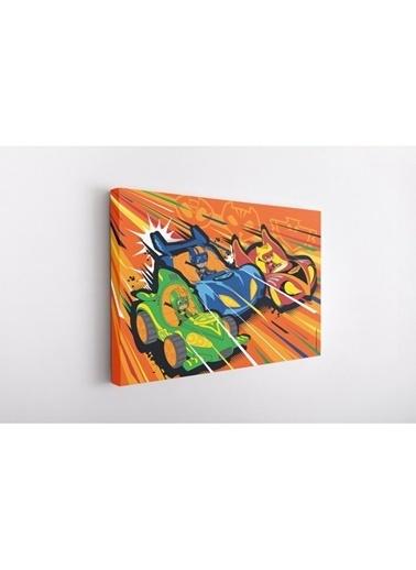 Pj Masks Pj Masks Yarış Zamanı Kanvas Tablo 30x40 cm Renkli